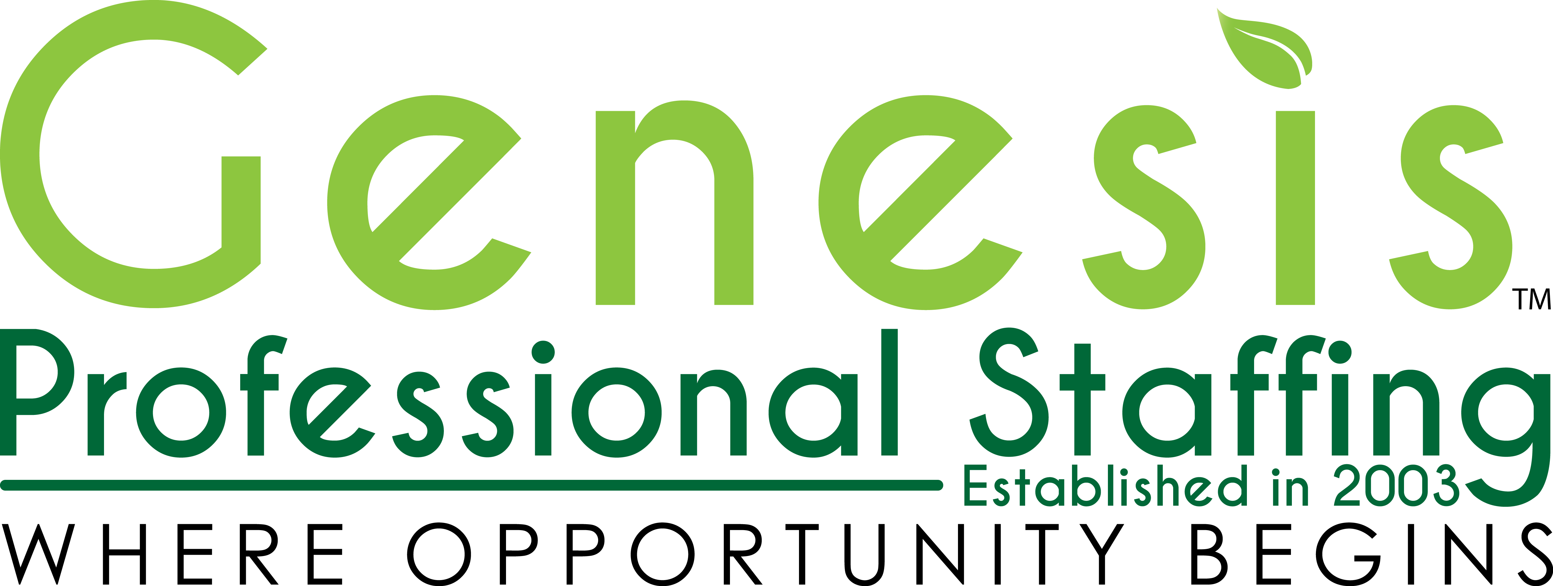 Genesis Professional Staffing
